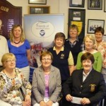 Ballymote Golf Club Supporting Friends of Sligo Regional Hospital