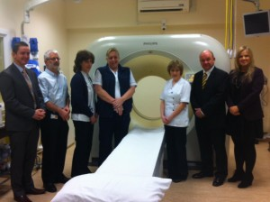 Launch Of CT Scanner in SRH