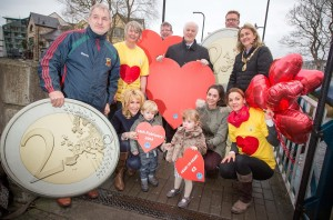 Launch of Heart €2 Heart Fundraising Event