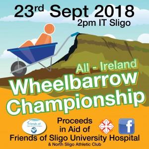 All Ireland Wheelbarrow Championship