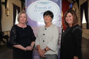 Mary Tighe, Susan Bourke and Jo Shortt